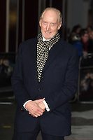 Charles Dance at the European premiere for &quot;Pride and Prejudice and Zombies&quot; at the Vue West End, Leicester Square.<br /> February 1, 2016  London, UK<br /> Picture: Steve Vas / Featureflash