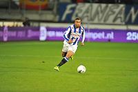 VOETBAL: ABE LENSTRA STADION: HEERENVEEN: 30-11-2013, SC Heerenveen - Go Ahead Eagles, uitslag 3-1, Pele van Anholt (#5 | SCH), ©foto Martin de Jong