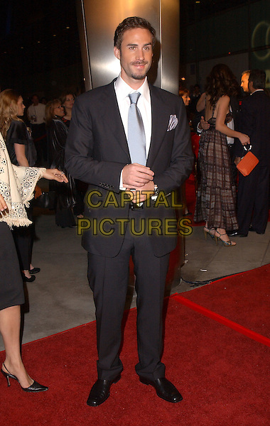 "JOSEPH FIENNES .The Sony Picture Classics' Premiere of ""William Shakespeare's The Merchant of Venice"" which was part of the AFI Fest 2004 held at The Cinerama Dome in Hollywood, California .November 9th, 2004.full length, black suit.www.capitalpictures.com.sales@capitalpictures.com.©Debbie Van Story/Capital Pictures"