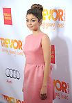 Sarah Hyland at Trevor Live At The Hollywood Palladium in Hollywood, California on December 02,2012                                                                               © 2012 Hollywood Press Agency