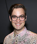 "Kholby Wardell attends the cast photo call for the MCC Production of ""Ride The Cyclone""  at The Duke 42nd Street on October 6, 2016 in New York City."