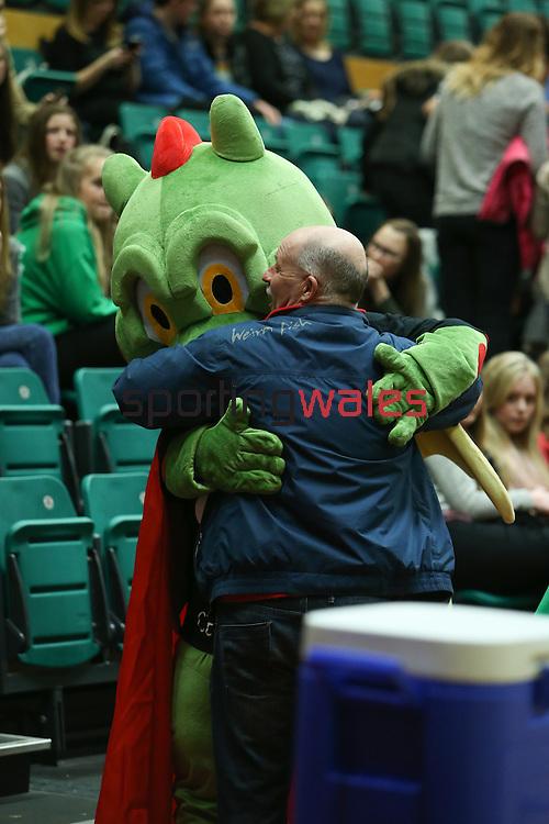 Vitality Super League - Celtic Dragons v Team Northumbria. 04.03.16.