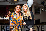 Bria Keane and Katie Keane enjoying shane O'Connor's 21st Birthday at Benners on Saturday