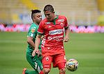 Un aburrido empate sin goles entre Equidad y Patriotas se registró este sábado por la tarde en el juego que abrió la fecha 12, disputado en el estadio Metropolitano de Techo, de Bogotá.