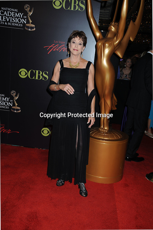 Louisse Sorel arriving to the 37th Annual Daytime Emmy Awards on June 27, 2010 .at the Hilton in Las Vegas, Nevada.