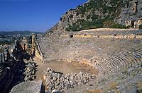 Europe/Turquie/Mira : Les ruines