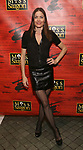 """Tara Westwood attends The Opening Night of the New Broadway Production of  """"Miss Saigon""""  at the Broadway Theatre on March 23, 2017 in New York City"""