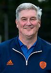 UTRECHT - manager JOOF VERHEES. Nederlands Team heren op weg naar HWL Londen . COPYRIGHT KOEN SUYK
