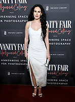 Vanity Fair: Hollywood Calling - The Stars, The Parties And The Power Brokers Exhibit