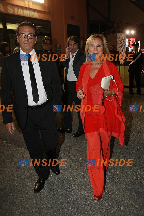 Rosanna Lambertucci..Montecatini Terme 09/09/2012..Finali nazionali Miss Italia 2012..Foto Insidefoto Paolo Nucci..