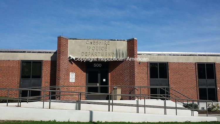 CHESHIRE, CT -  May 28, 2014 - 05282014LX01 - Cheshire Police Headquarters.