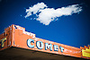 Comet II Drive In and Restaurant, Santa Rosa, New Mexico, USA.