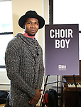 """John Clay during the MTC Broadway Cast Call for """"Choir Boy"""" at The MTC Rehearsal Studios on November 20, 2018 in New York City."""
