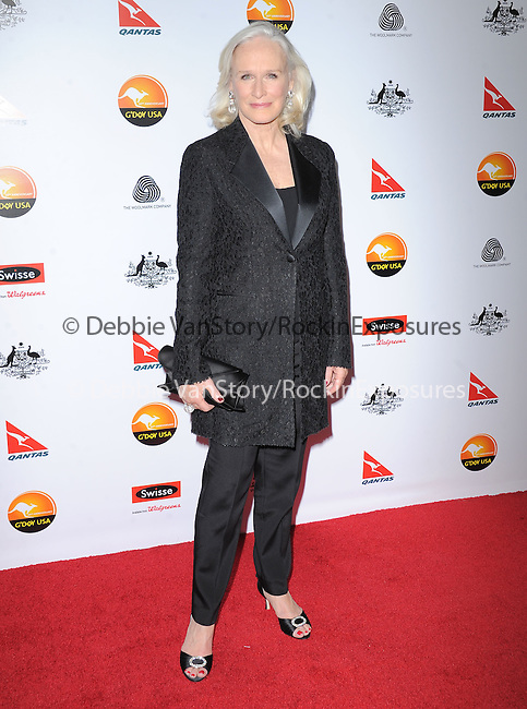 Glenn Close at The G'Day USA Black Tie Gala held at The JW Marriot at LA Live in Los Angeles, California on January 12,2013                                                                   Copyright 2013 Hollywood Press Agency