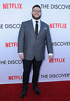 "29 March 2017 - Los Angeles, California - Jared Lader.  Premiere Of Netflix's ""The Discovery"" held at The Vista Theater in Los Angeles. Photo Credit: Birdie Thompson/AdMedia"