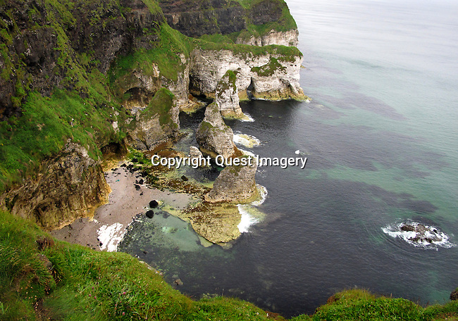 Images along the Causeway Coast in Northern Ireland.<br /> Photo by Deirdre Hamill/Quest Imagery