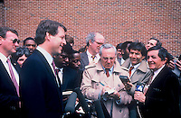 Al Gore former Vice President Of the United States after a speech at Adelphi University in<br />