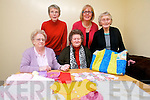 Keel, Castlemaine and Kiltallagh (KCK) active retired group are inviting people to join their craft group on Fridays at Castlemaine Community Centre. .Back L-R Noreen Baxter, Maura Fitzgerald and Nell Kelliher. .Front L-R Bridie Griffin and Eileen O'Brien.