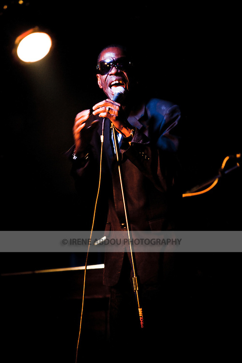 A Louisiana blues singer opens for Troy Turner at the Blues Club on New Orleans' famed Bourbon Street, an example of the city's incredible nightlife.