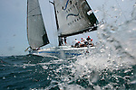 Rolex Trophy Rating Series 2007..The Rolex Trophy, formerly the British Trophy, is sailed out of Sydney in December each year. It is not only a significant lead-up event to the Rolex Sydney Hobart Yacht Race, but a prestigious regatta in its own right..The Cruising Yacht Club of Australia originally introduced a regatta to provide a competitive series in the even years between the biennial international teams racing series for the Southern Cross Cup. Unlike the Southern Cross Cup, the Rolex Trophy is a regatta for individual yachts and is a standalone series that does not include the Rolex Sydney Hobart Yacht Race..The Rolex Trophy is now held every year, with large fleets racing in IRC and PHS rating divisions, plus one-design divisions.