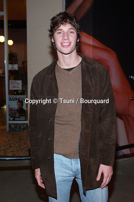 Jack Krizmanich - Passions -  at the opening of One Seven at Hollywood & Highland in Los Angeles, Ca. Friday, November 30,  2001.           -            KrizmanichJack_Passions03.jpg