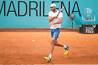 Croatian Ivo Karlovic during Mutua Madrid Open Tennis 2017 at Caja Magica in Madrid, May 10, 2017. Spain.<br /> (ALTERPHOTOS/BorjaB.Hojas) /NortePhoto.com **NortePhoto.com