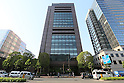 May 8, 2015, Tokyo, Japan - Tokyo Head Office of Japan's Toyota Motor Corp., is seen in Tokyo on Friday, May 8, 2015. The world's top-selling automaker forecasts operating profit will edge up 1.8 percent this year to 2.80 trillion yen. (Photo by Yohei Osada/AFLO)