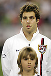 7 February 2007: US defender Carlos Bocanegra. The United States National Team defeated Mexico 2-0 at University of Phoenix Stadium in Glendale, Arizona in an International Friendly soccer match.