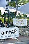 AmfAR's 22nd Cinema Against AIDS Gala, Presented By Bold Films And Harry Winston at Hotel du Cap-Eden-Roc on May 21, 2015 in Cap d'Antibes, France.