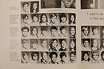 "Images of the Jacksonville High School yearbooks from the early 1970s...In a 1972 football game of Jacksonville High School vs Wellborn High School Anthony ""Speedy"" Cannon was served a fatal blow during a late hit. There was speculation over if it was racially driven."