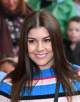 Imogen Thomas attends press performance of Where Is Peter Rabbit? musical following the beloved character Peter Rabbit and his friends in a story based on Beatrix Potter's magical world, at Theatre Royal Haymarket<br /> CAP/JOR<br /> &copy;JOR/Capital Pictures