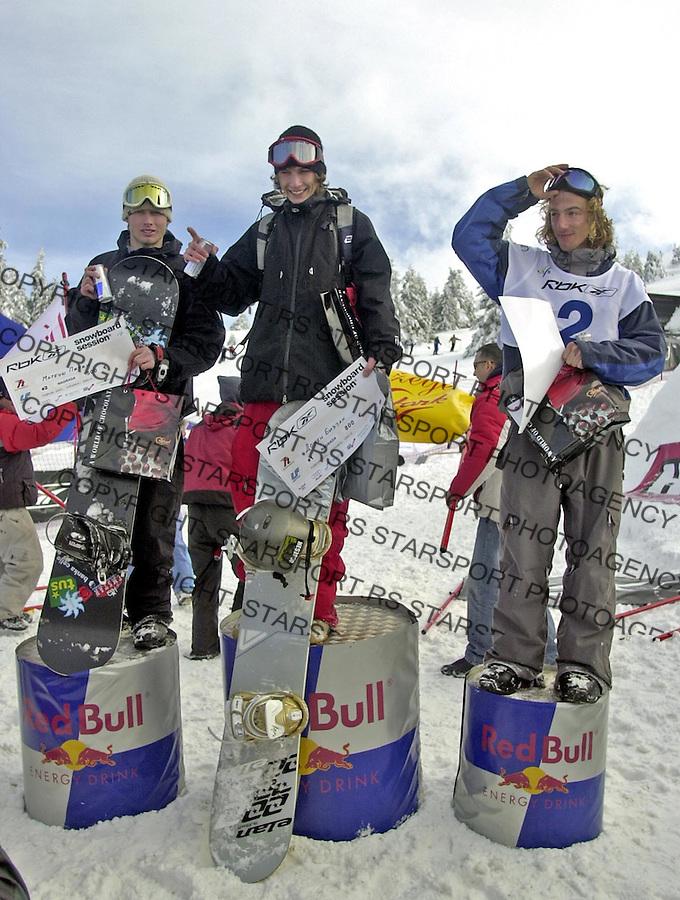 SPORT SNOW BOARD BIG AIR AND FREE STYLE KOPAONIK 23.2.3004 foto: Pedja Milosavljevic<br />