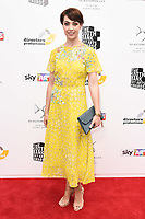 Leanne Cope<br /> at the South Bank Sky Arts Awards 2017, Savoy Hotel, London. <br /> <br /> <br /> &copy;Ash Knotek  D3288  09/07/2017