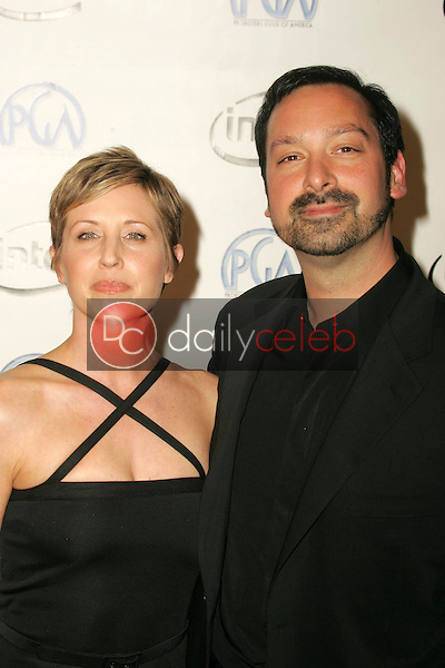 Cathy Konrad and James Mangold<br />arriving at the 2006 Producers Guild Awards, Universal Hilton Hotel, Universal City, CA 01-22-06<br />Dave Edwards/DailyCeleb.com 818-249-4998
