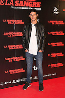 "Adib Coucouse attends ""La Ignorancia de la Sangre"" Premiere at Capitol Cinema in Madrid, Spain. November 13, 2014. (ALTERPHOTOS/Carlos Dafonte) /NortePhoto nortephoto@gmail.com"