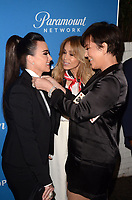 LOS ANGELES, CA - MAY 31: Kyle Richards, Faye Resnick and Kris Jenner at the Premiere Of Paramount Network's 'American Woman' - Arrivals at Chateau Marmont on May 31, 2018 in Los Angeles, California. <br /> CAP/MPI/DE<br /> &copy;DE//MPI/Capital Pictures