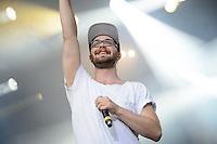 Adel Tawil beim Raffteich Open Air 2015 im Raffteichbad in Braunschweig am 16.July 2015. Foto: Rüdiger Knuth