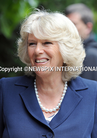 """PRINCE CHARLES and CAMILLA_Duchess of Cornwall.Visits the Guggenheim Collection at the Guggenheim Museum_Venice_28/04/2009.Mandatory Photo Credit: ©Dias/Newspix International..**ALL FEES PAYABLE TO: """"NEWSPIX INTERNATIONAL""""**..PHOTO CREDIT MANDATORY!!: NEWSPIX INTERNATIONAL(Failure to credit will incur a surcharge of 100% of reproduction fees)..IMMEDIATE CONFIRMATION OF USAGE REQUIRED:.Newspix International, 31 Chinnery Hill, Bishop's Stortford, ENGLAND CM23 3PS.Tel:+441279 324672  ; Fax: +441279656877.Mobile:  0777568 1153.e-mail: info@newspixinternational.co.uk"""