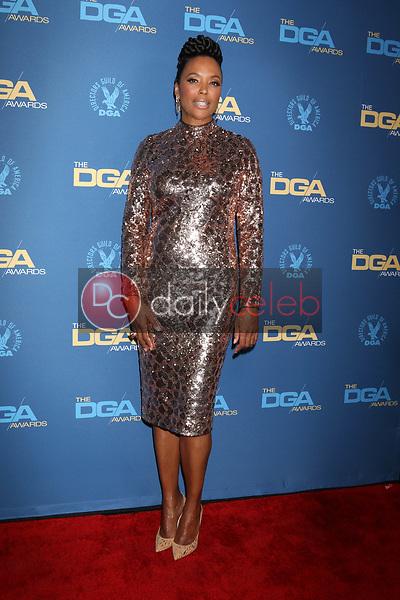 Aisha Tyler<br /> at the 71st Annual Directors Guild Of America Awards, Ray Dolby Ballroom, Hollywood, CA 02-02-19<br /> David Edwards/DailyCeleb.com 818-249-4998