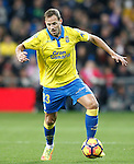 UD Las Palmas' Dani Castellano during La Liga match. March 1,2017. (ALTERPHOTOS/Acero)