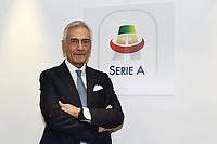 Gabriele Gravina<br /> Milano 3-12-2018Convegno Quarta Categoria Il calcio e' di tutti<br /> Daniele Buffa / Image Sport / Insidefoto