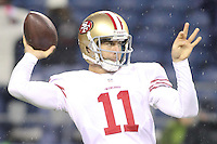 Seattle Vs SF 49ers 12-23-2012