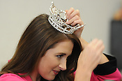 Miss Arkansas visits Shaw Elementary School