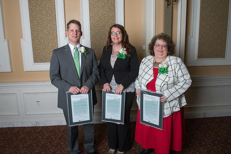 Administrative Senate Awards, Outstanding Administrator Awards
