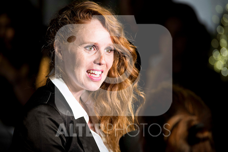 "Maria Castro during the presentation of the new Spring-Summer collection ""Un Balcon al Mar"" of Roberto Verino at Platea in Madrid. March 16, 2016. (ALTERPHOTOS/Borja B.Hojas)"