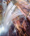 USA, Arizona,  Sedona Waterfall