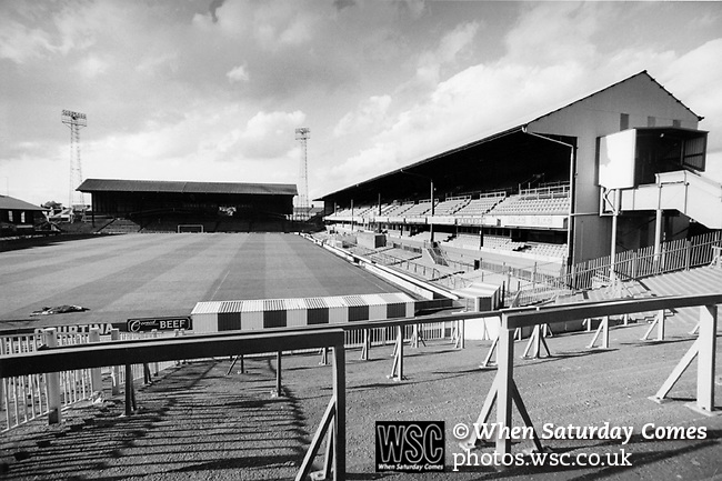 Roker Park, former home of Sunderland FC. Photo by Tony Davis