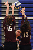 Walled Lake Northern at Lakeland, Varsity Volleyball, 10/7/14