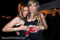 Fecha: 07-02-2015.  Festival erotico en Lugo