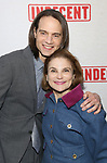 Jordan Roth and Tovah Feldshuh attend the Broadway Opening Night Performance of  'Indecent' at The Cort Theatre on April 18, 2017 in New York City.